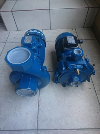 Industrial Pumps SA 18
