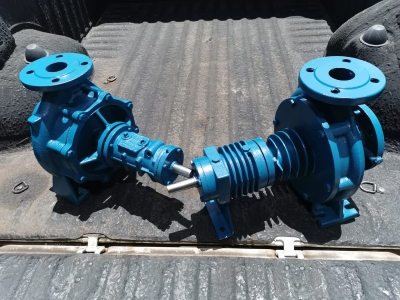 Industrial Pumps SA 9