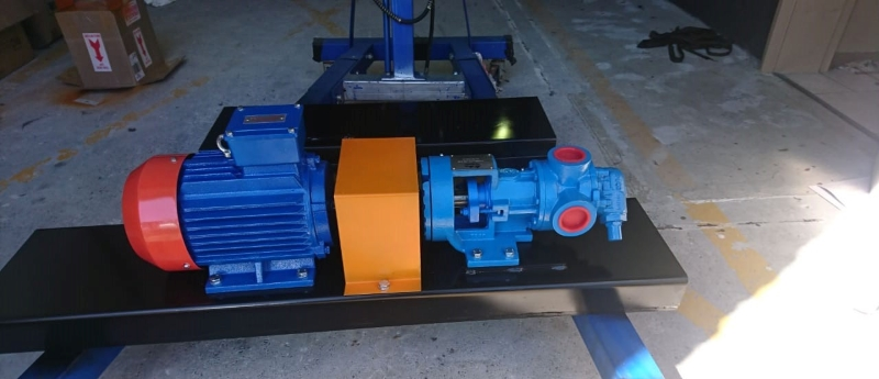 Industrial Pumps SA 16
