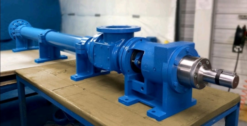 Industrial Pumps SA 23